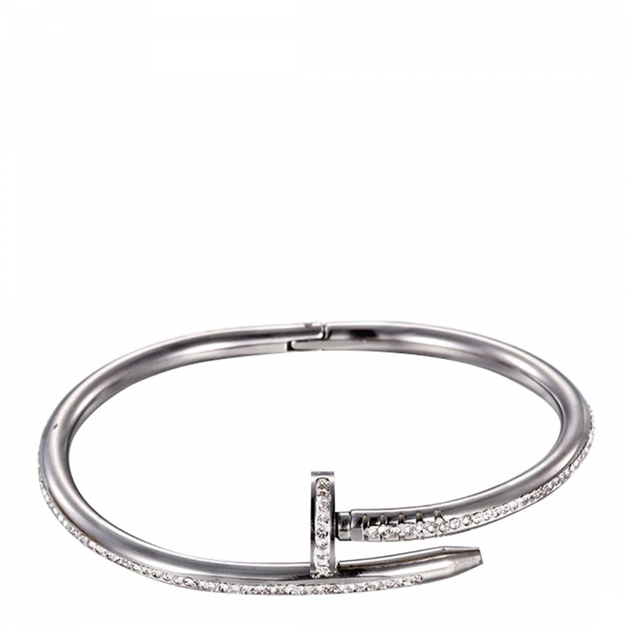 bangle a bracelet silver to selection bangles head nail of is our top from goat the bottom pin