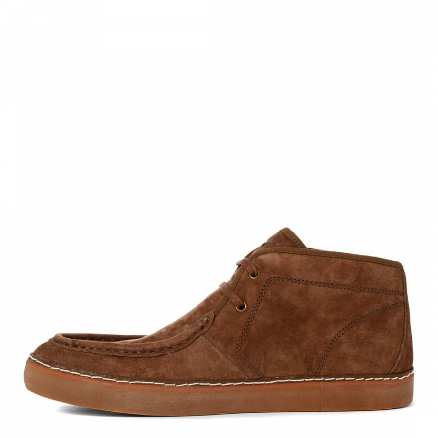d680888be2c Mens Espresso Suede Bayonne Boots - BrandAlley