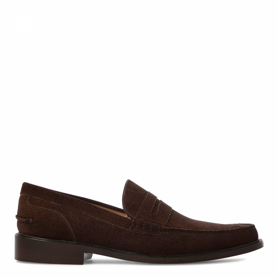 45ffbd016 Oliver Sweeney Brown Suede Leiston Loafer
