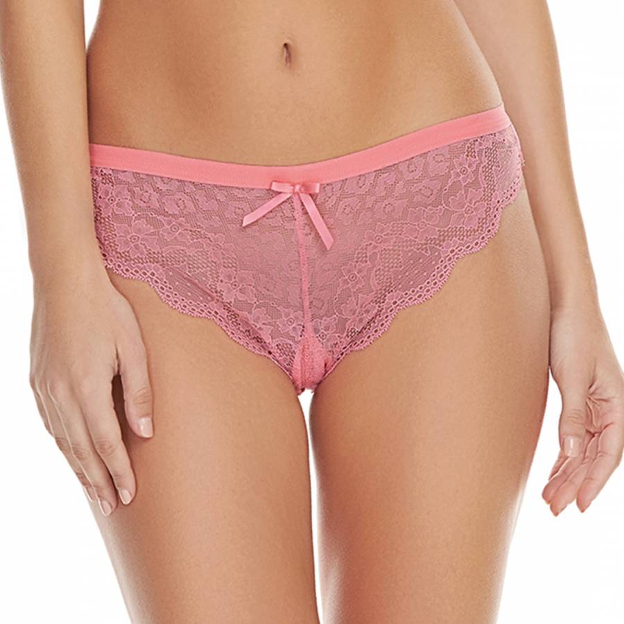abf4c3a1d68b Candy Pink Freya Fancies Brazilian briefs - BrandAlley