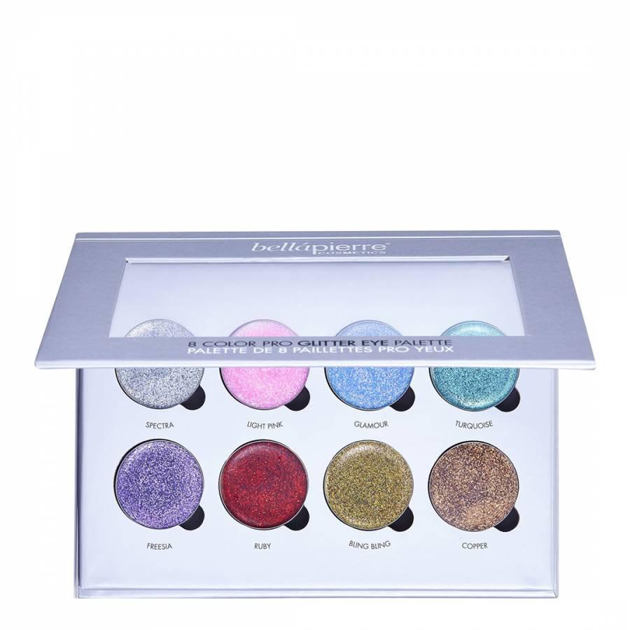 Colore Parete Glitter : Color pro glitter eye palette brandalley