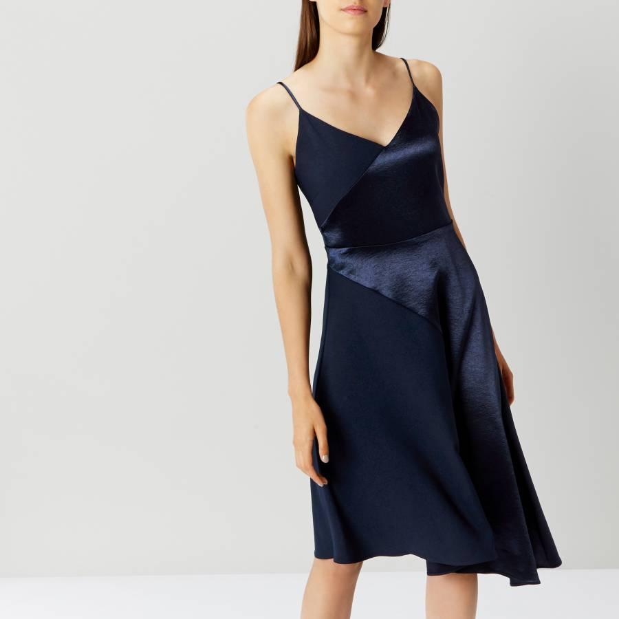 Navy Clemmie Cami Dress