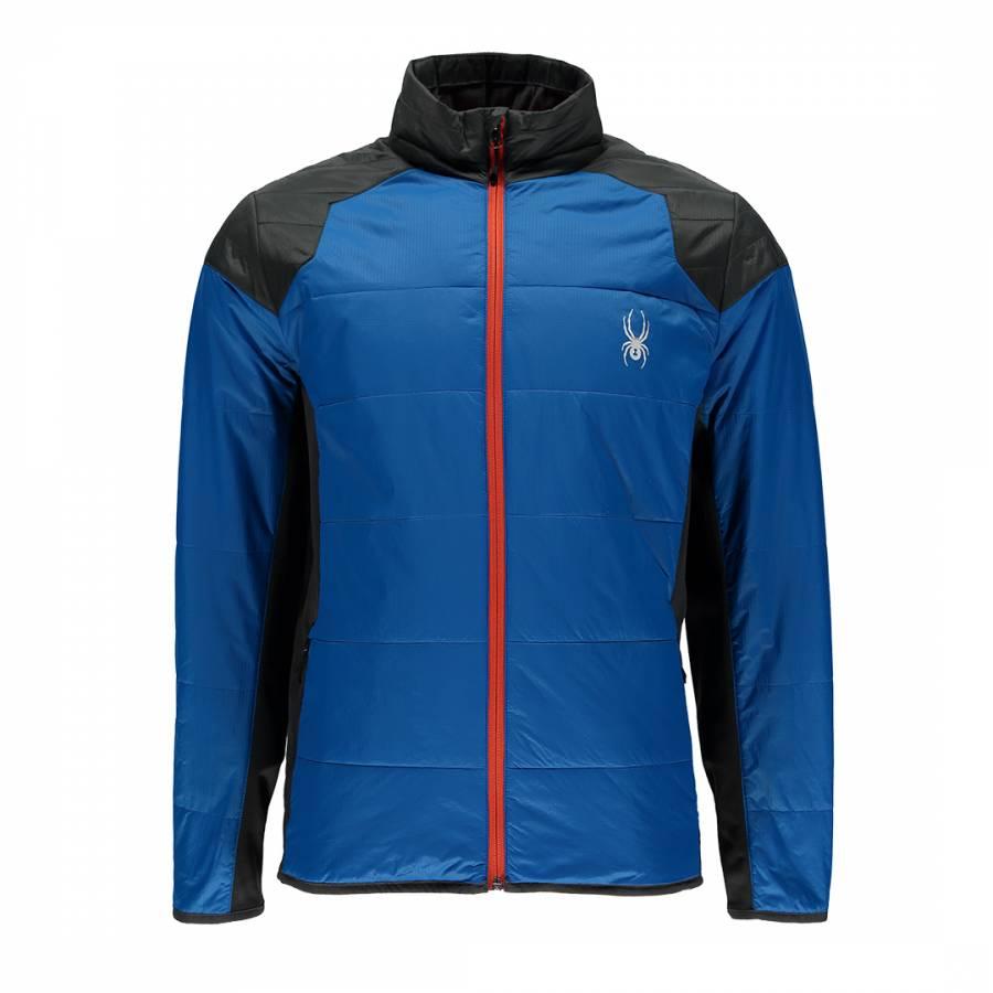 8b99635af Mens Blue Glissade Insulator Jacket - BrandAlley