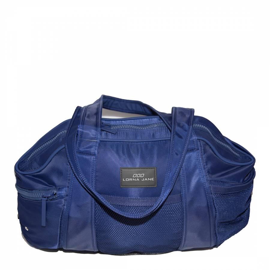 e092c66de528 Lorna Jane Blue Ultimate Gym Bag. prev. next. Zoom