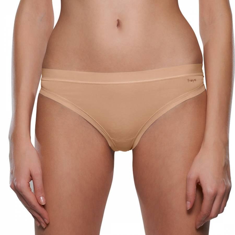 be1290f14c782 Nude Freya Active Thong - BrandAlley