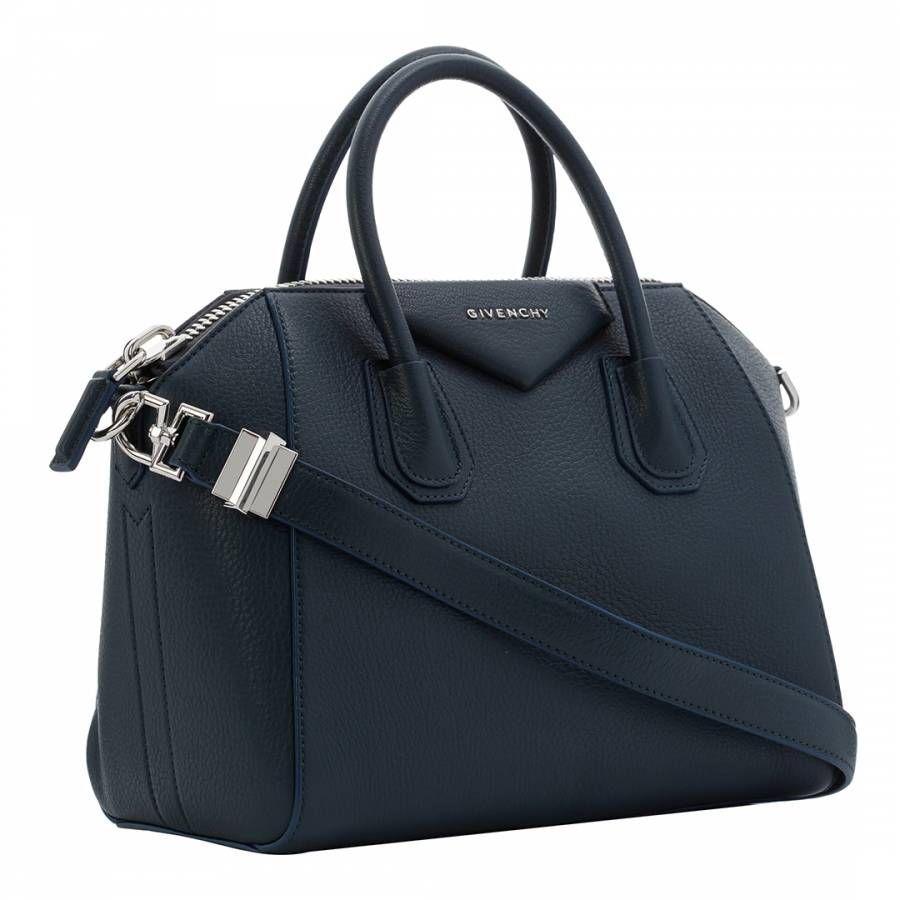 c66fcc5104 Navy Small Antigona Bag - BrandAlley