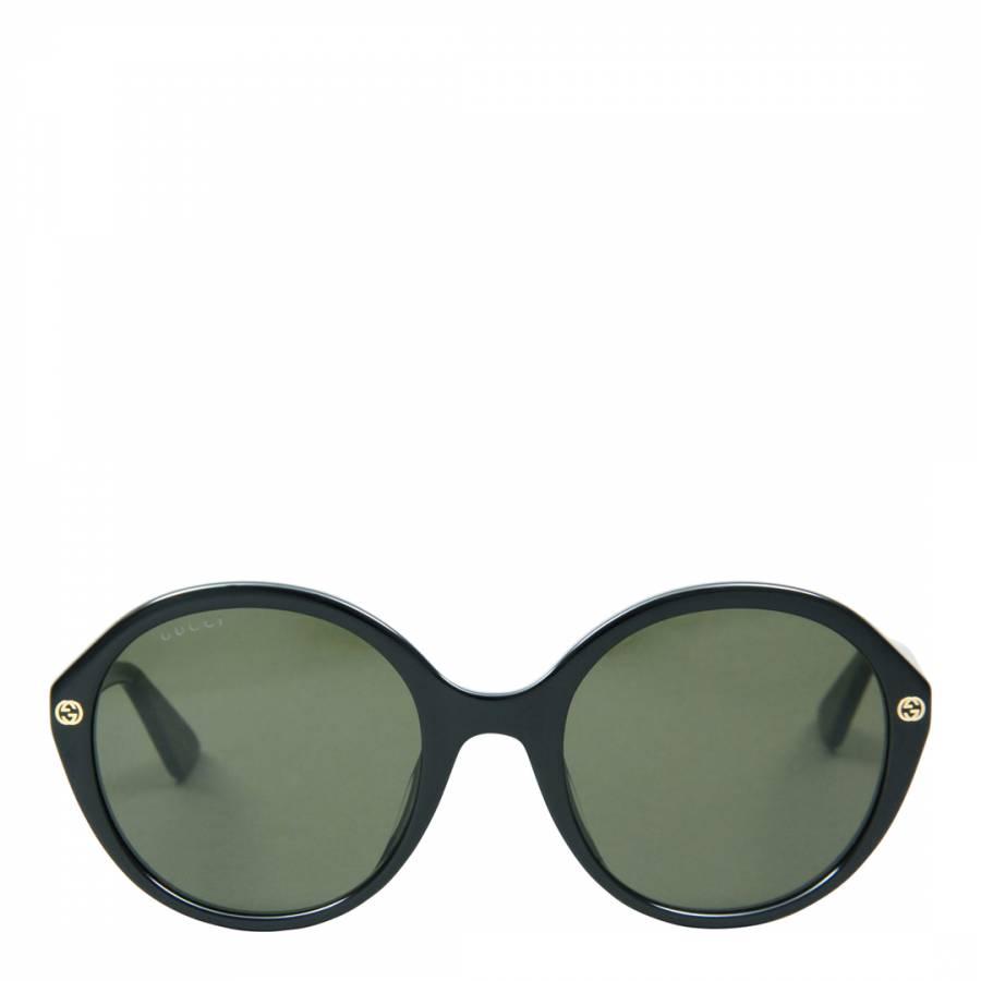 6974972a3c9 Women s Black Sunglasses 55mm - BrandAlley