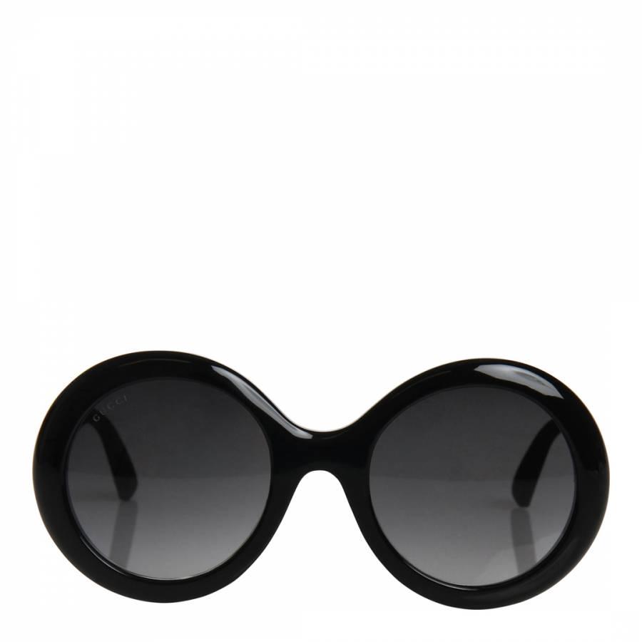 e9473cad449 Women s Black Glitter Grey Sunglasses 53mm - BrandAlley