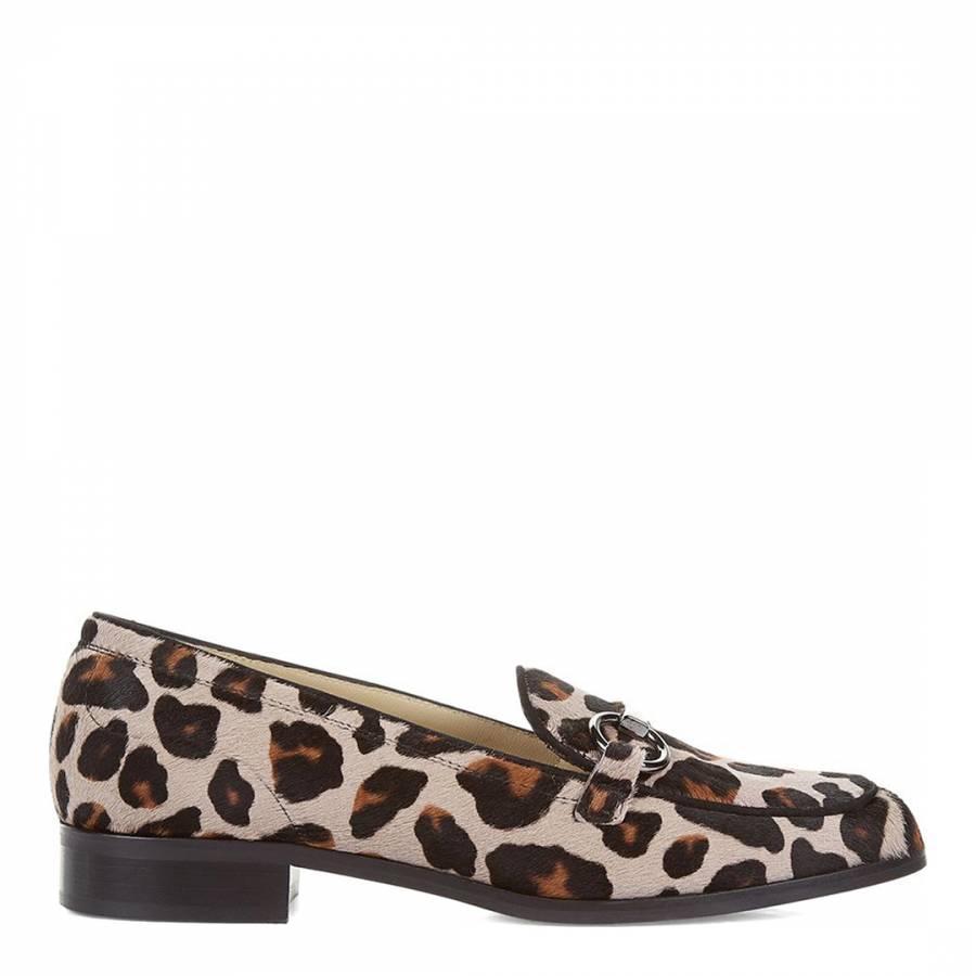 hobbs leopard print shoes