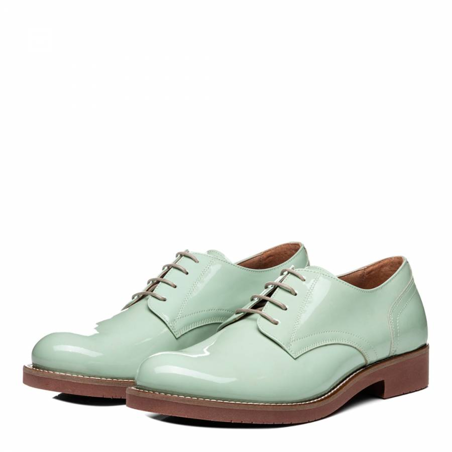 Mint Green Flat Shoes Uk