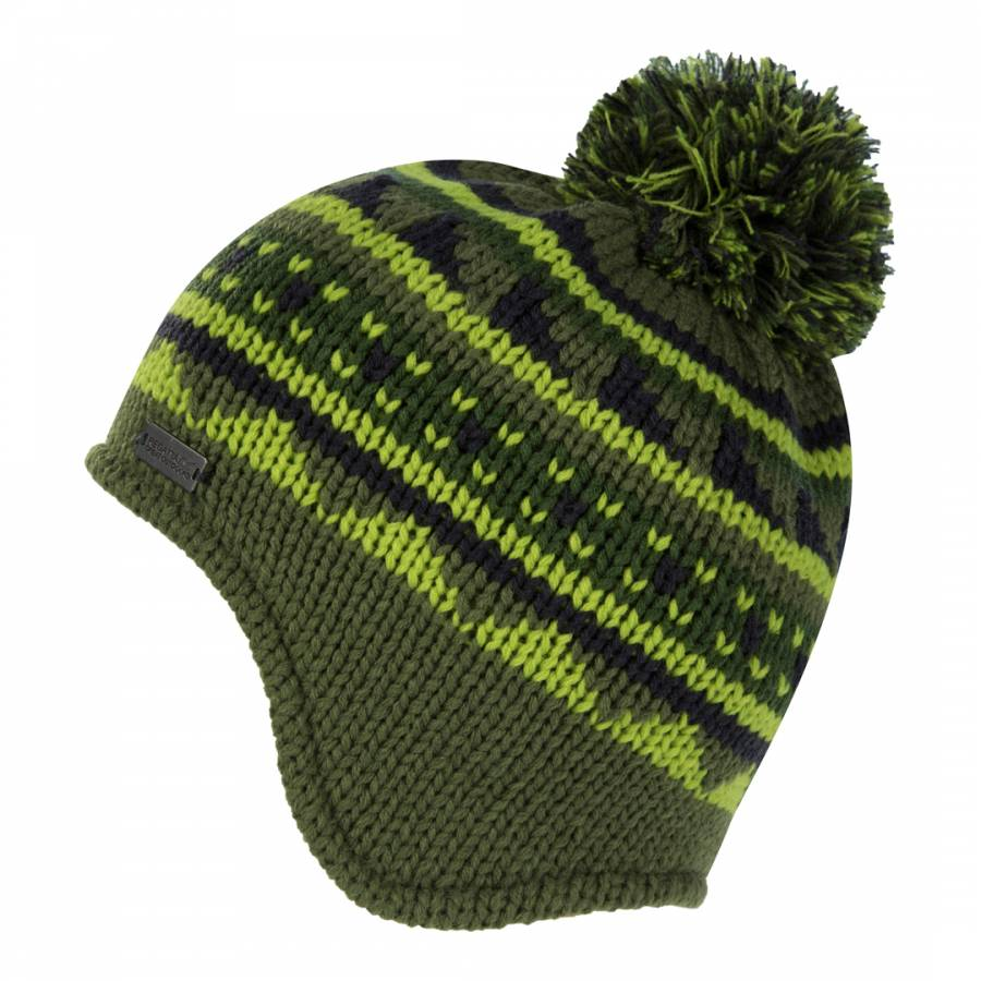 c0952803e5a Regatta Green Rivel Hat. Zoom
