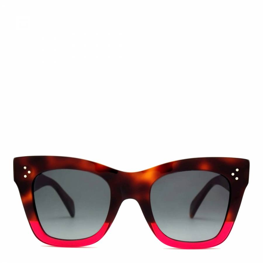 33d8443dfc73 Women s Brown and Pink Havana Catherine Sunglasses 50mm - BrandAlley