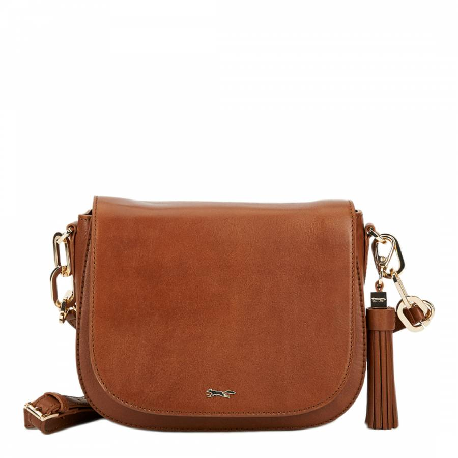 5476f7ed0617 Paul Costelloe Tan Chika Leather Bag