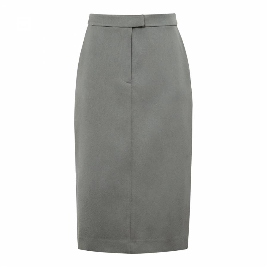 5ac952d71 Cinder Era Satin Pencil Skirt - BrandAlley