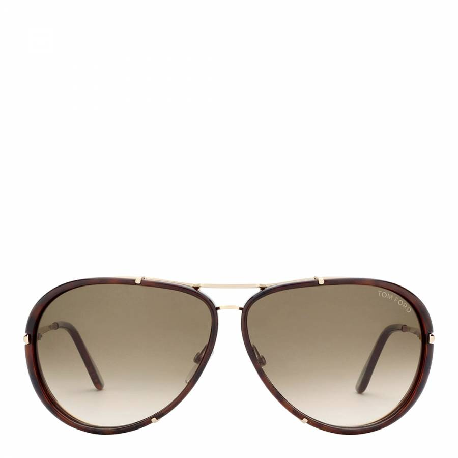 3d5da87563 Men s Brown Cyrille Sunglasses 63mm - BrandAlley