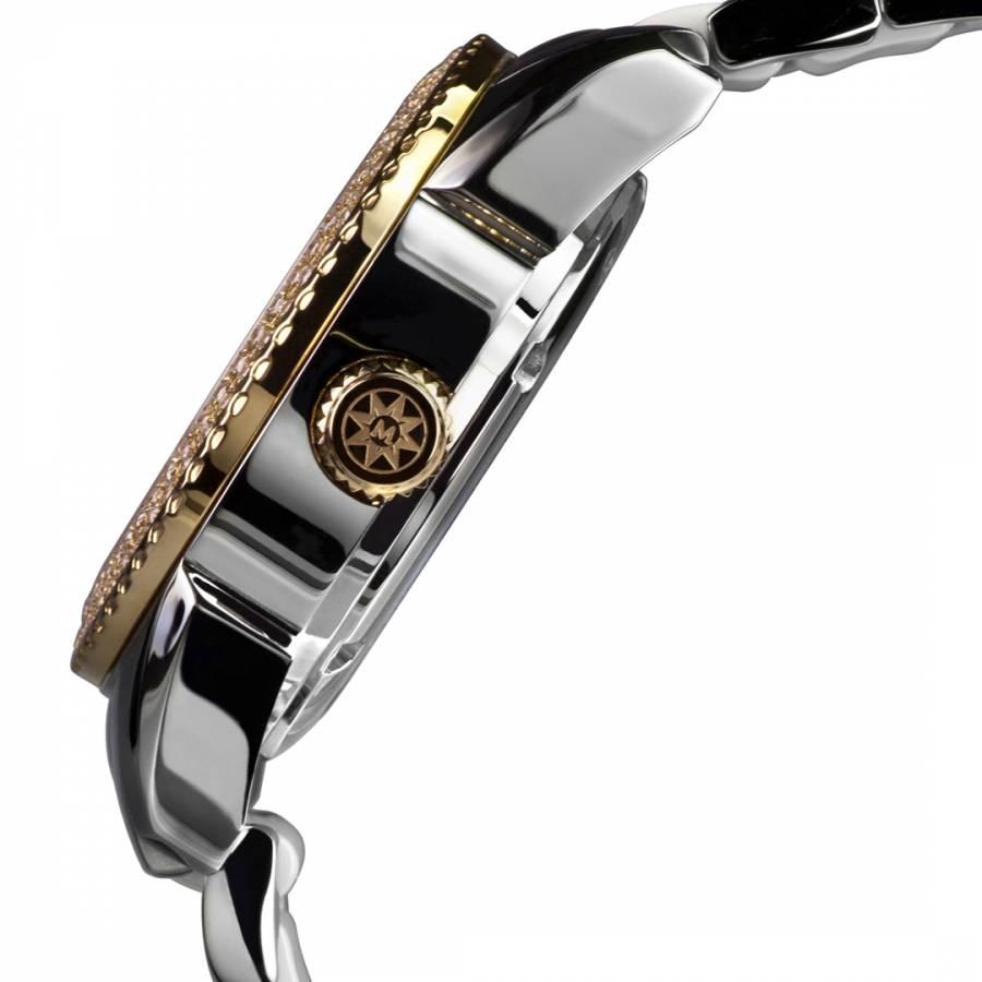 83790b791 Ladies Silver/Gold Stainless Steel La Magnifique Watch - BrandAlley