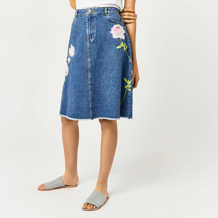 6fbab79c0b Where To Buy Mid Calf Denim Skirts – DACC