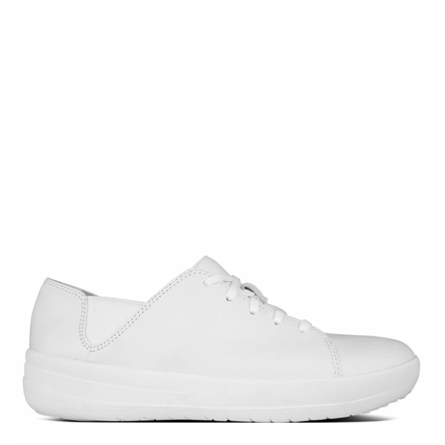 a83918310 Womens Urban White F Sporty Sneaker - BrandAlley