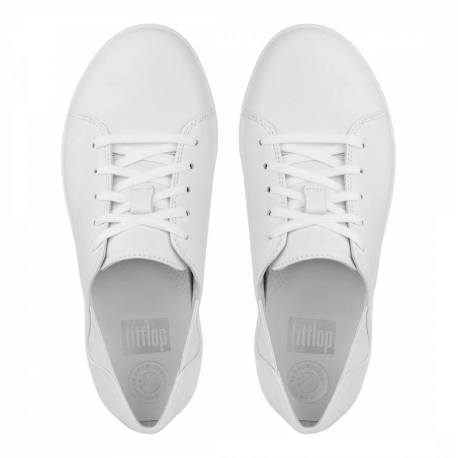 f36eea0e9e1183 Womens Urban White F Sporty Sneaker - BrandAlley