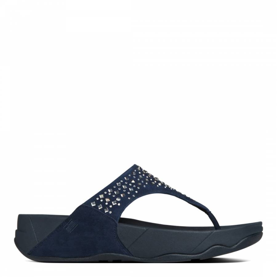 e0617a649f1da4 Women s Supernavy Novy Toe Post Sandals - BrandAlley
