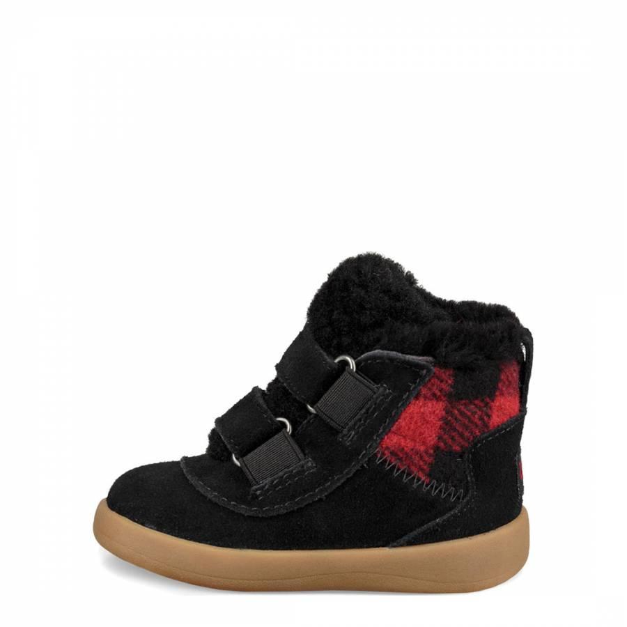 4869e8c5c77 Black Pritchard Plaid Boot