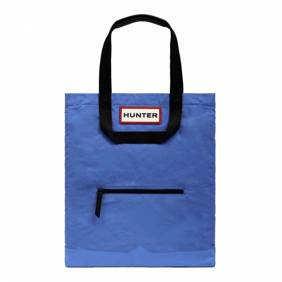 c9b630267b Blue Original Nylon Moustache Tote Bag - BrandAlley