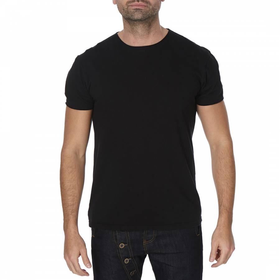 Plain t shirt black brandalley for Plain t shirt brands