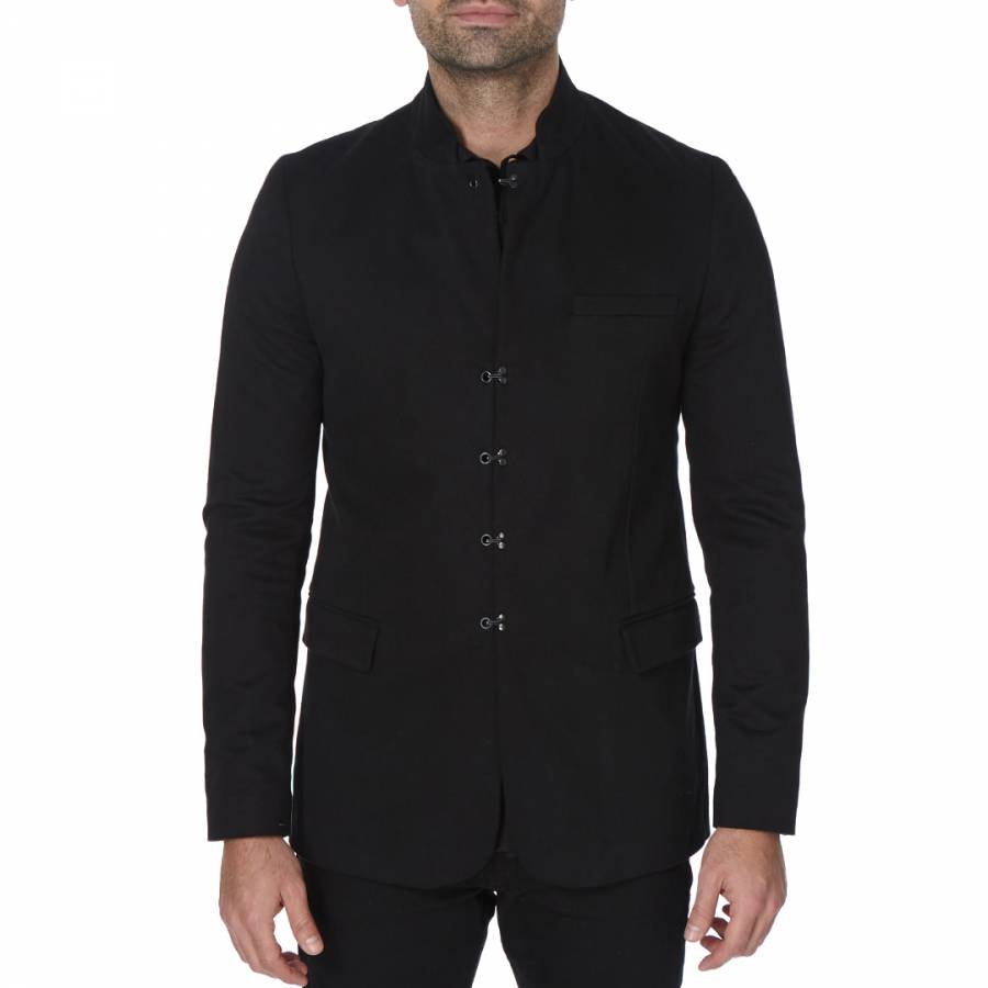 Image of Black Emben Ziggy Jacket