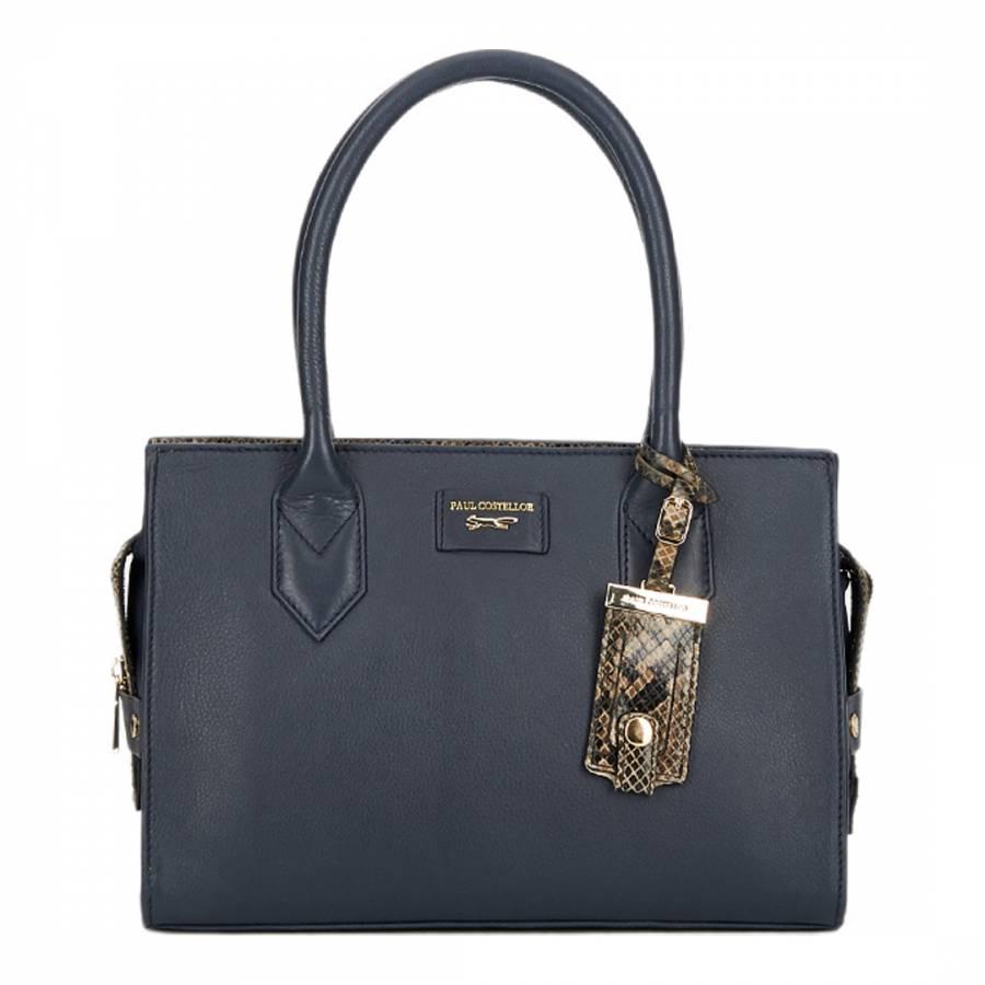 Brown Snake Leather Mini Betsy Bag Brandalley