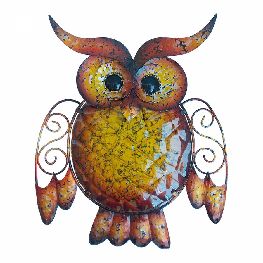 Attractive Owl Wall Decorations Frieze - The Wall Art Decorations ...