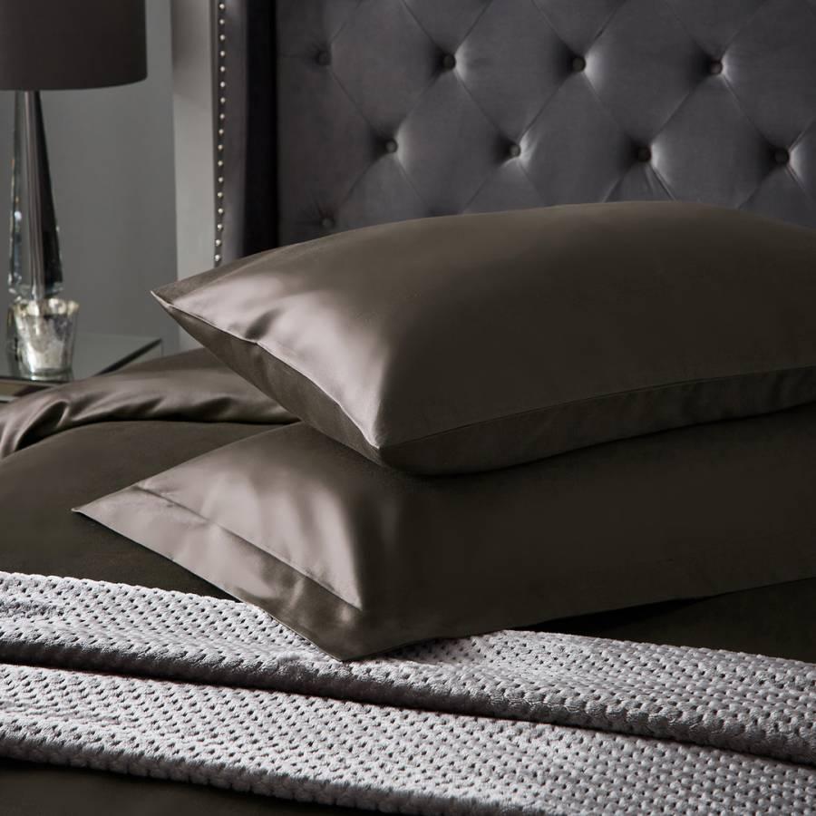 1000TC Super King Housewife Pillowcase