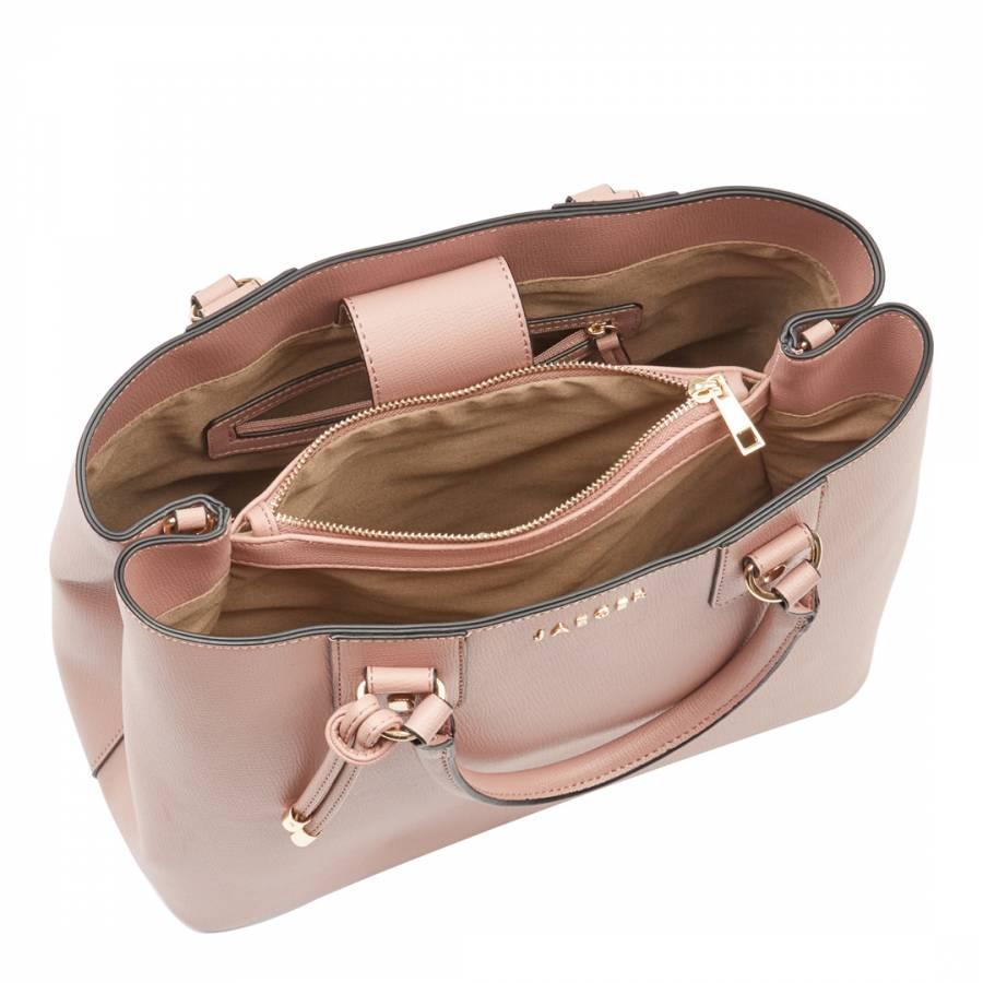 395eff333e9d4e Pink/Plain Large Annabelle Work Bag - BrandAlley