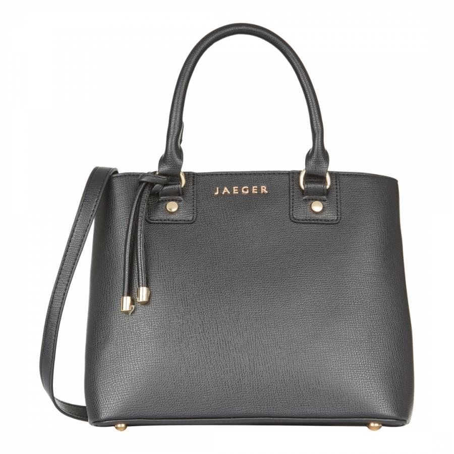 f74d00fd31ba Women's Black/Plain Small Annabelle Work Bag - BrandAlley