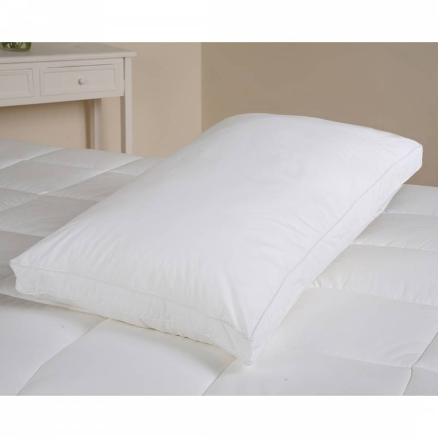 Goose Feather   Down Pair of Box Pillows - BrandAlley d344587d1e