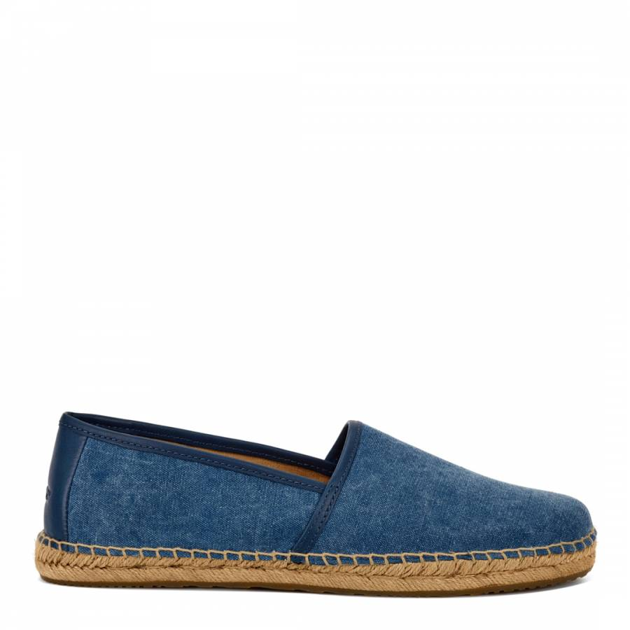 4682fb347d4 Men's Denim Kas II Espadrille - BrandAlley