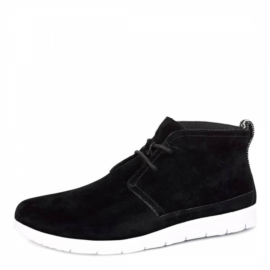 72004039d8a Men's Black Suede Freamon Casual Chukka Boot - BrandAlley