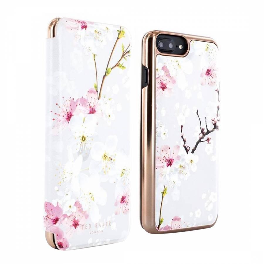 6530151c3 Oriental Blossom Ammaa Folio iPhone 7 Plus Case - BrandAlley