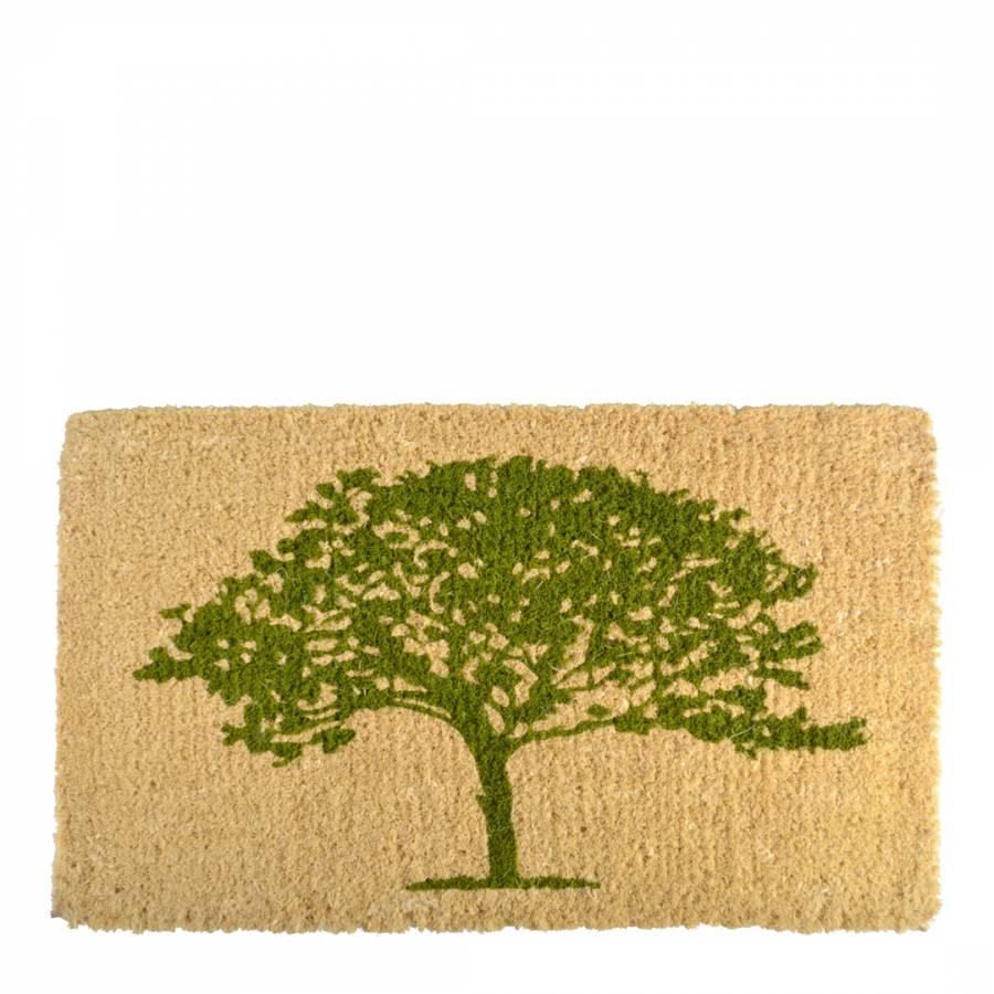 Coir Tree Doormat Brandalley