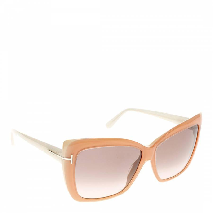 Tom Ford Sonnenbrille Irina (59 mm) Orange Y6NhIJXLI