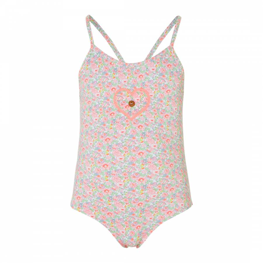 106d777305 Baby Girls Liberty Floral Swimsuit - BrandAlley