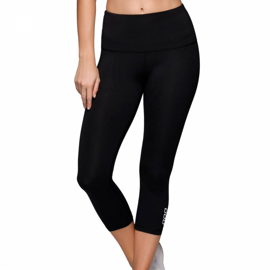 6999ea98a1f70 Black Nothing 2 C Here 7/8 Tights - BrandAlley