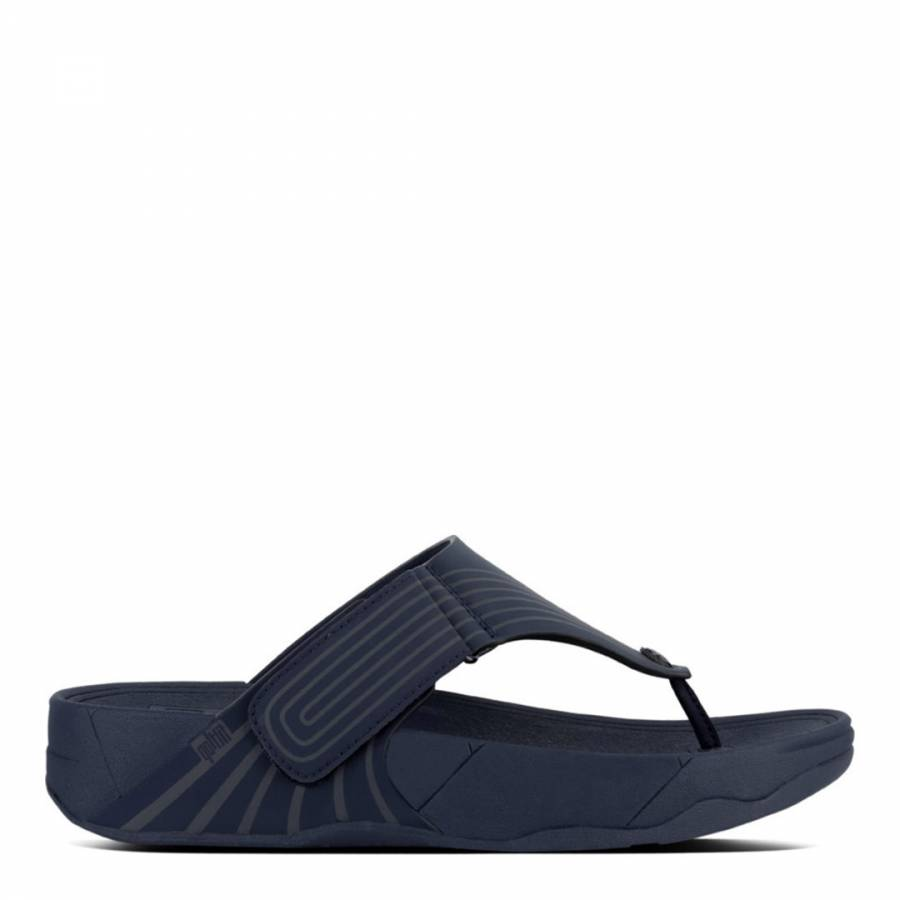 dbf37c732af0 Men s Midnight Navy Trakk II Toe Post Sandal - BrandAlley