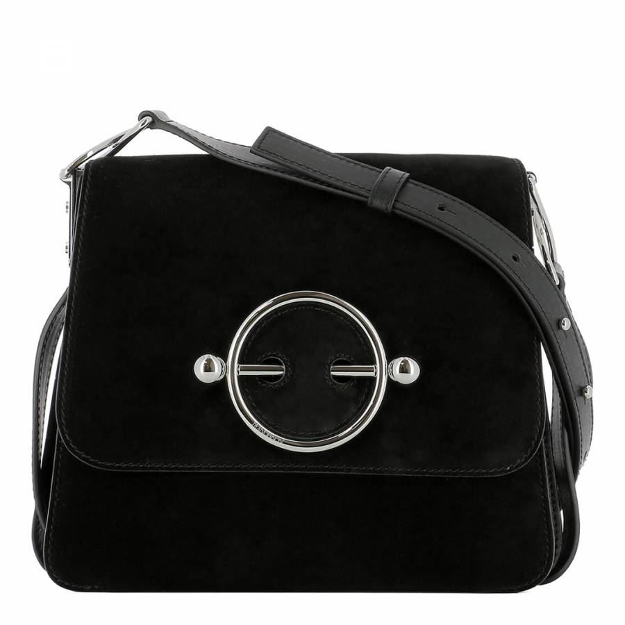 Black Disc Bag J.W.Anderson Buy Cheap Cheapest Explore Cheap Sale Lowest Price Purchase Best Store To Get Online yCcZDfFe