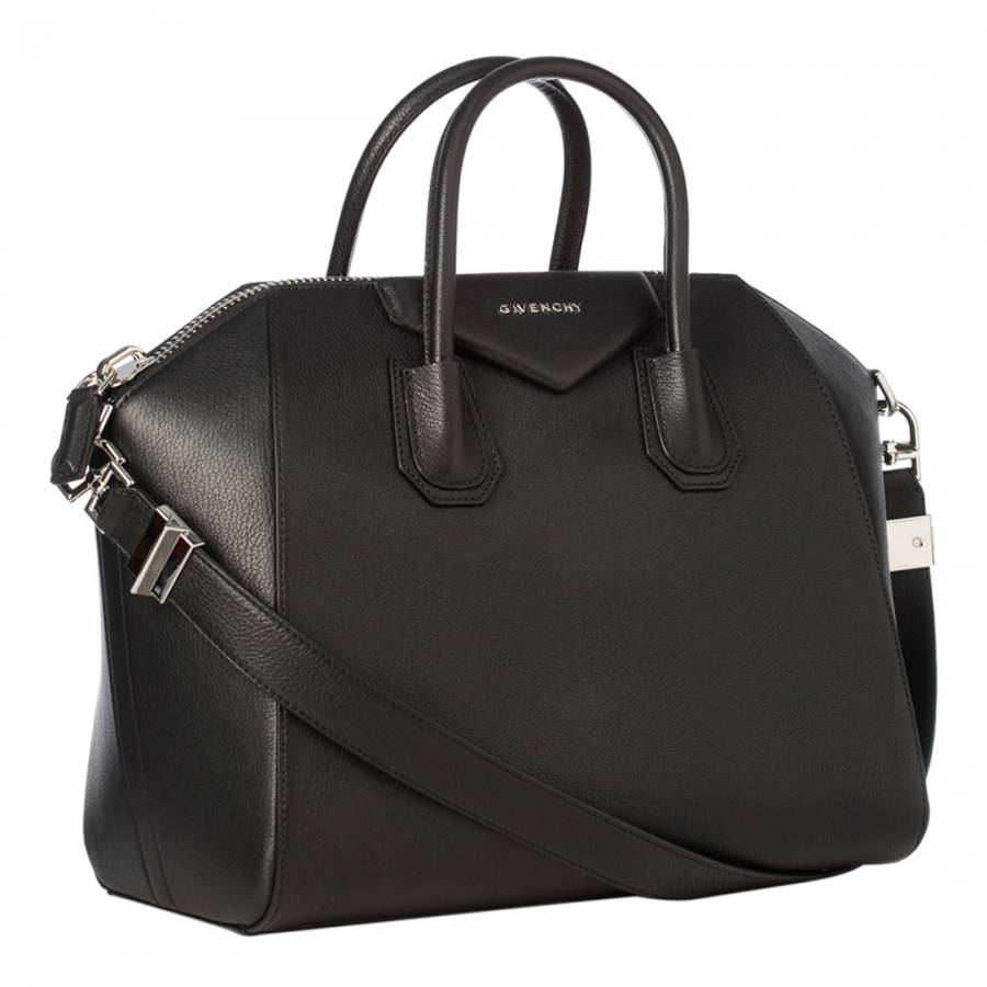 88542a55de Black Givenchy Medium Antigona Bag - BrandAlley