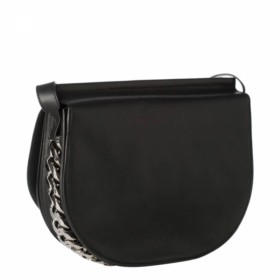 4c3416b024 Black Givenchy Infinity Saddle Bag - BrandAlley