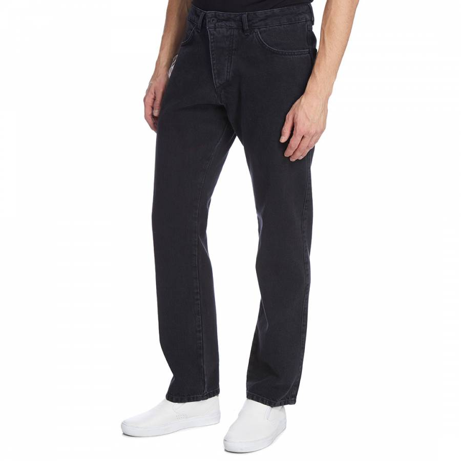 Image of Black Phoenix Cotton Jeans