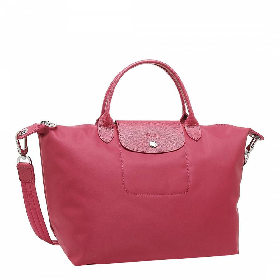 Longchamp Raspberry Small Le Pliage Neo Bag. prev. next. Zoom 0295a3957b6d4