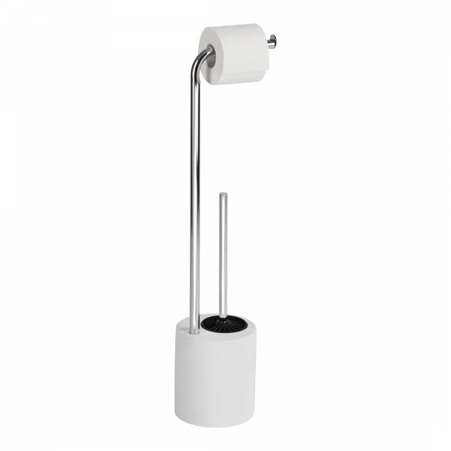 Lodi Freestanding Toilet Brush - Wenko Bathroom Accessories ...