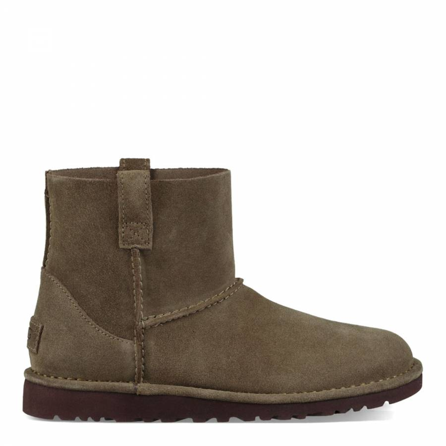 fbdebb1389b2e Clay Suede Kip Ankle Boots - BrandAlley