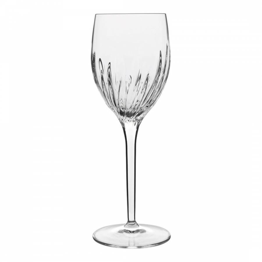 Incanto Set Of 4 White Wine Glasses 275ml Brandalley Kit Leather Care 275 Ml Luigi Bormioli